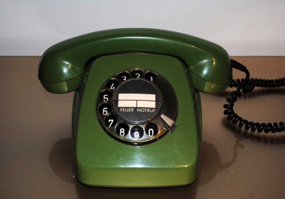 german-telephone
